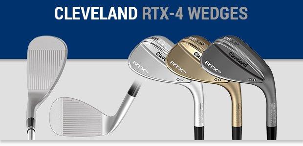 Cleveland RTX-4 Wedges