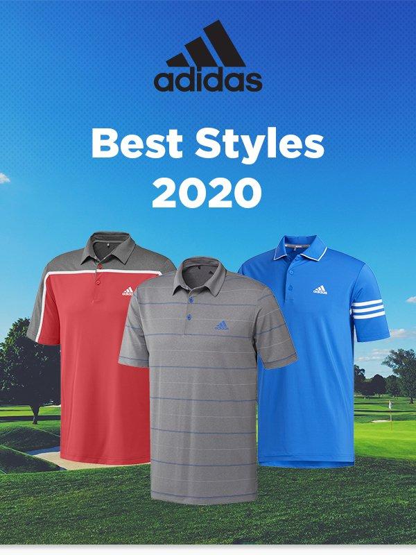 adidas polo shirts 2020
