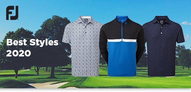 FootJoy golf clothing 2020