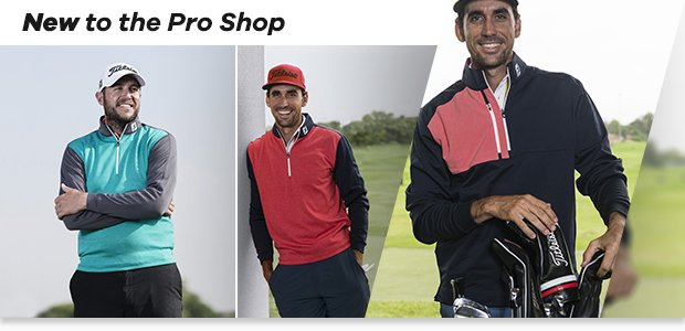FootJoy's 2020 autumn-winter clothing collection
