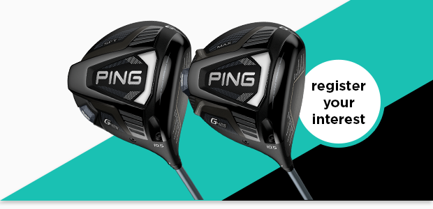 PING's brand-new G425 drivers