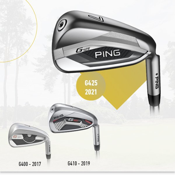The evolution of PING irons to G425