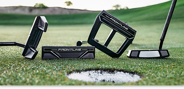 Must try - Cleveland Frontline putters