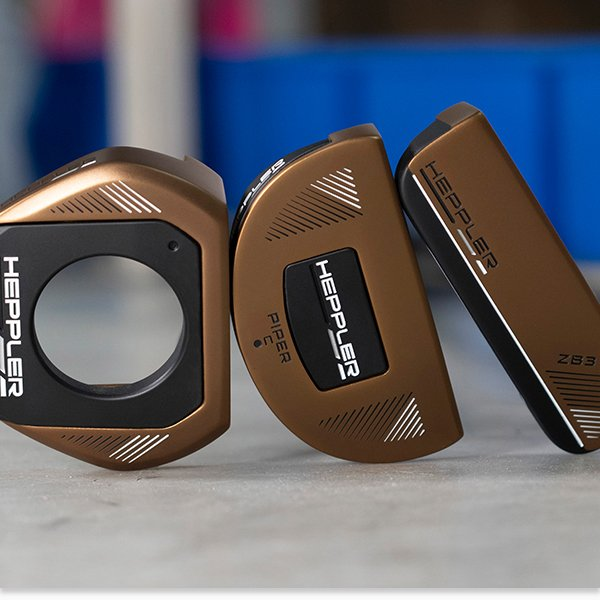 Must try - PING Heppler putters