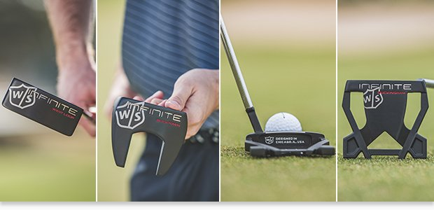 Must try - Wilson Staff Infinite putters