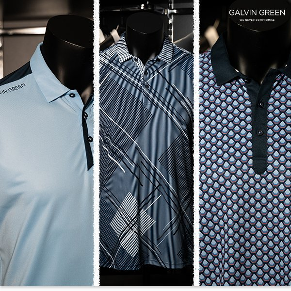 Fresh looks from Galvin Green for 2021