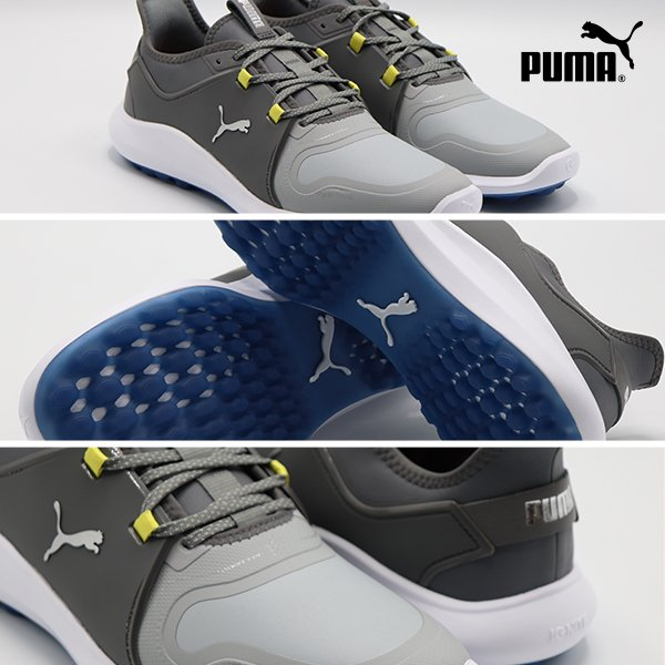 Puma Ignite Fasten8 Pro spikeless golf shoes