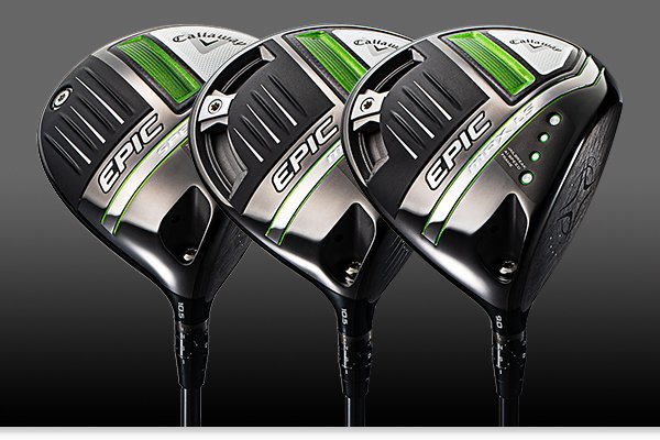 Callaway Epic Speed drivers