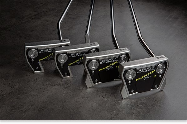 Scotty Cameron Phantom X 2021 putters