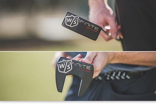 Wilson Staff Infinite putters