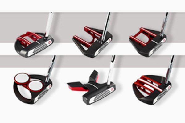 Odyssey putter styles