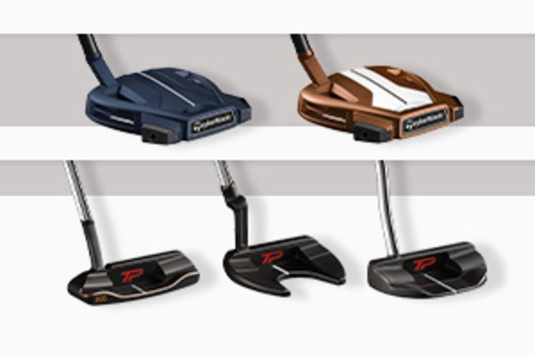 TaylorMade putter styles