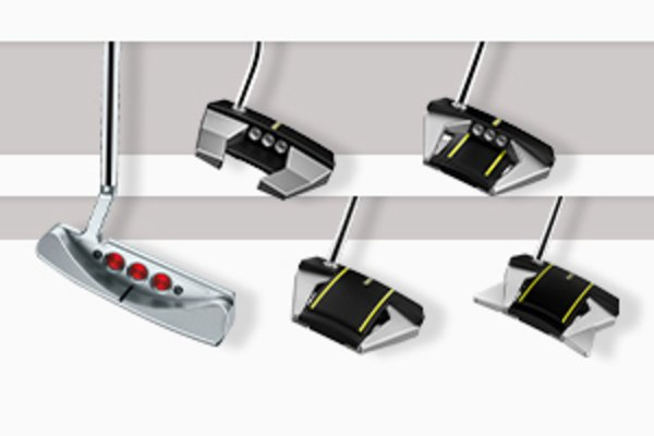 Scotty Cameron putter styles