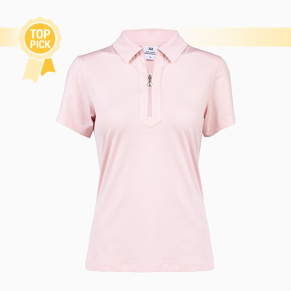 Jalyn short sleeve polo