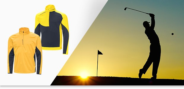 Galvin Green mid-layers