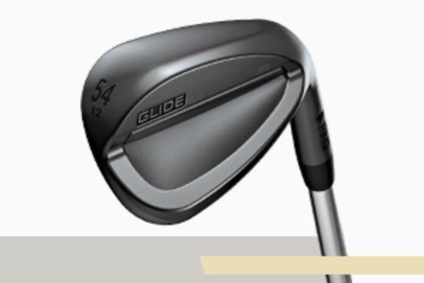 PING's Glide 2.0 Stealth wedges