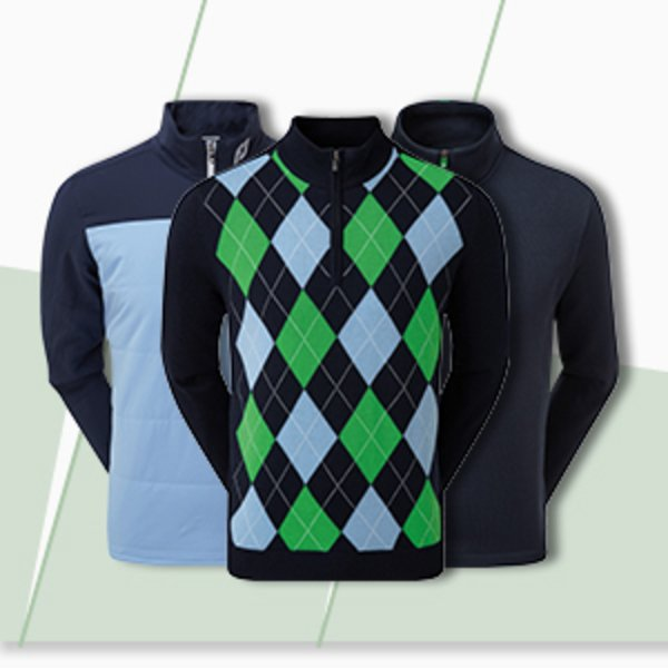 FootJoy autumn winter range