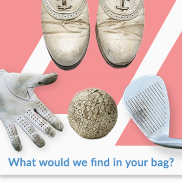 What would we find in your bag?