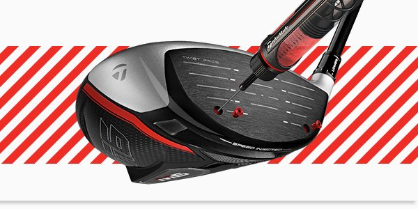 TaylorMade M5/M6 drivers