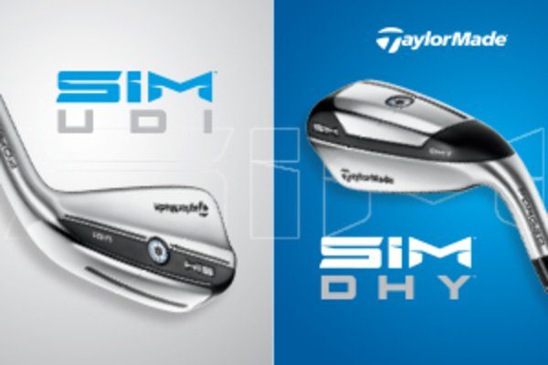 TaylorMade SIM UDI and DHY