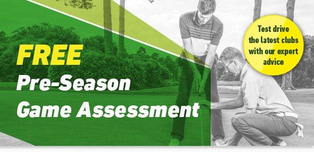 Pre-season assessment