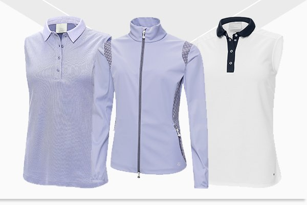 Galvin Green SS19 clothing