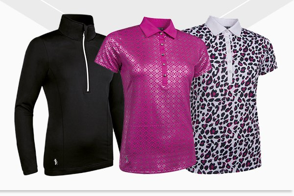 Glenmuir women's apparel