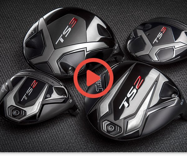 Titleist TS drivers