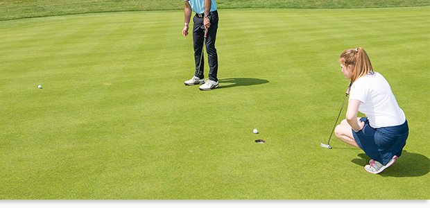 Read your putt