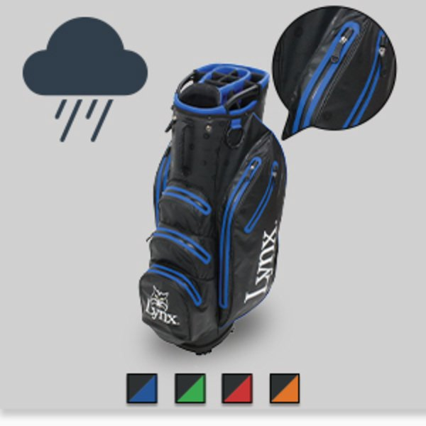 Prowler cart bag