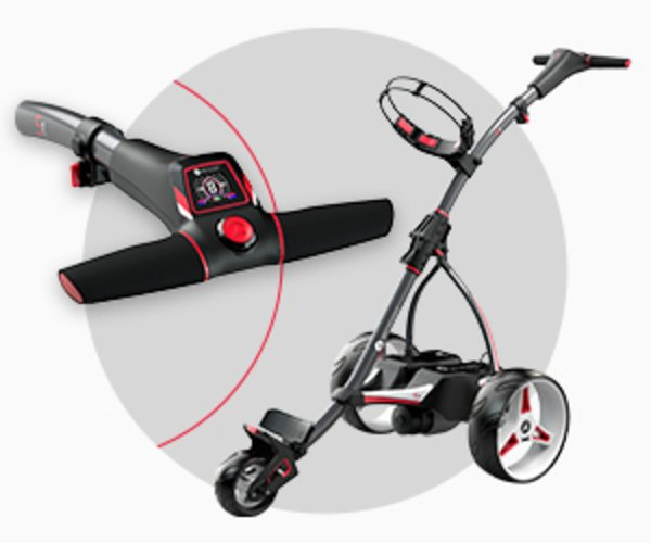 Motocaddy S1electric trolley