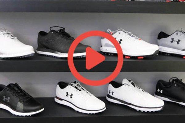Men's HOVR footwear range