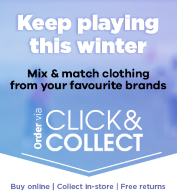 New ladies AW20 clothing now available