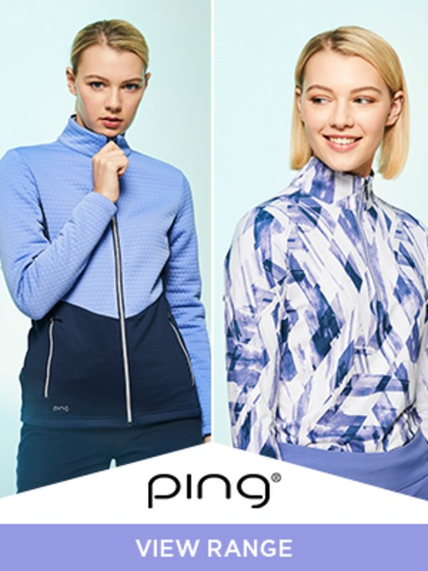 PING Apparel's AW20 collection