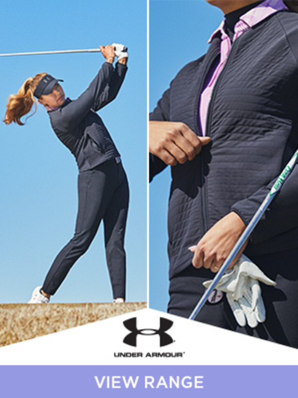 Under Armour's AW20 collection