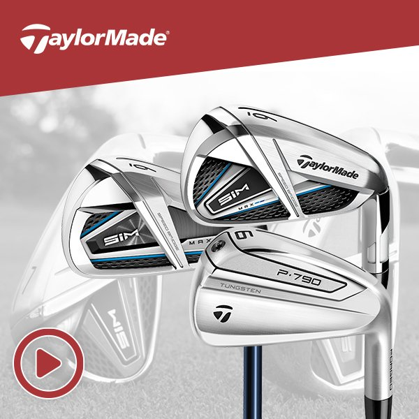 TaylorMade's 2020 irons